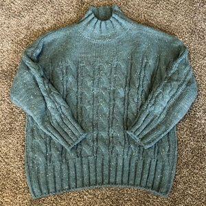 Goodnight Macaroon thread sweater